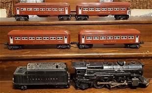 Lionel Train 2025, 6466WX, 3-2442 Cars & 1-2443