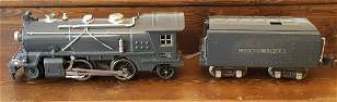 Lionel Locomotive 249 and tender 265w