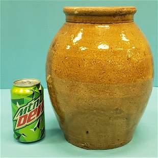 SC Southern Folk Pottery Jar