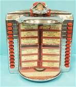 Wurlitzer Jukebox Wall Box