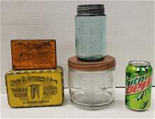 Antique Country Store Advertising Lot