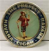 Havana Cigar Litho Tin Tip Tray
