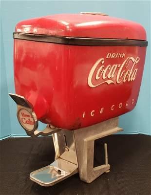 Dole Coca Cola Fountain Dispenser Motor Boat