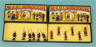 Marlborough Bengal Lancers, Infantry