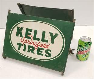 Kelly Springfield Tires Tire Stand