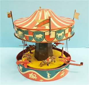 Wolverne Carousel Toy