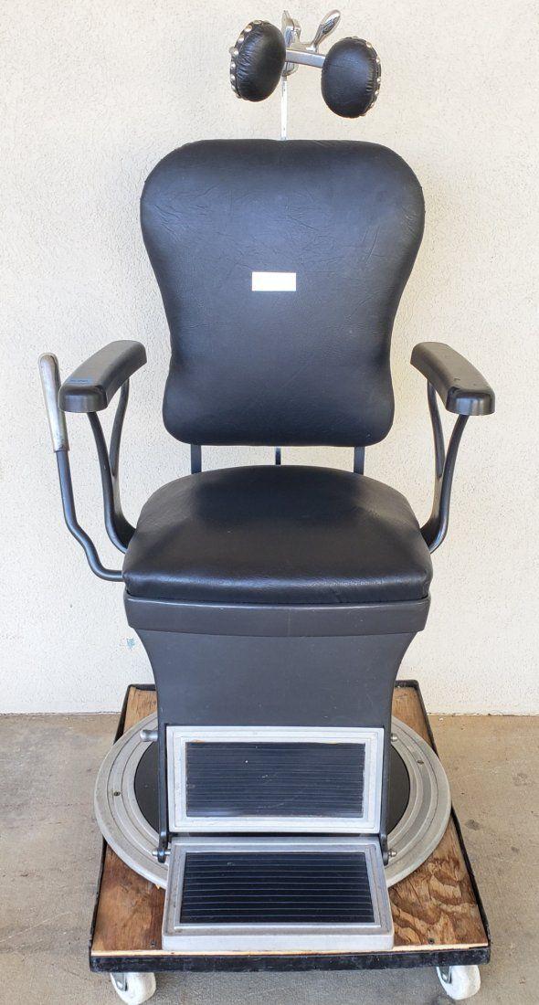 Restored Dental Chair
