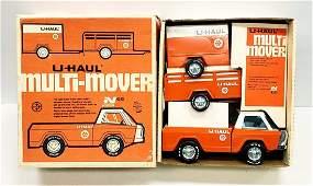 NOS U-Haul Multi-Mover Toy MIB