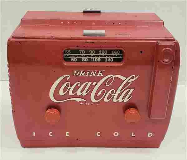 1940's Coca Cola Radio