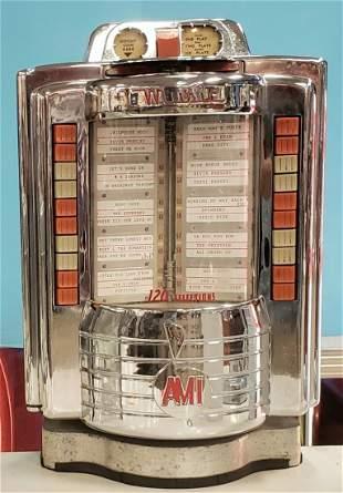 AMI Jukebox Wall Box 120 select