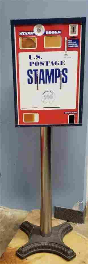 U.S. Postage Stamps Continental 200 vending machine