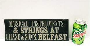 Musical Instruments & Strings St Chase & Sons Belfast