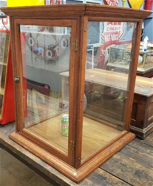 Country Store Counter Display Showcase