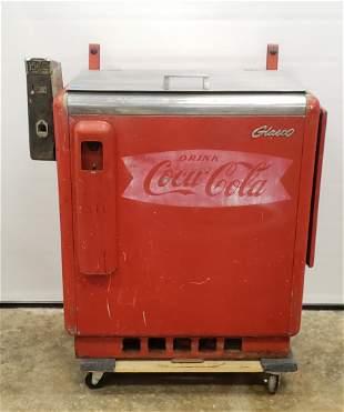 Coca Cola cooler Glasco GBV-50