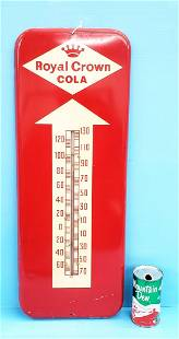 1959 Royal Crown Cola Thermometer