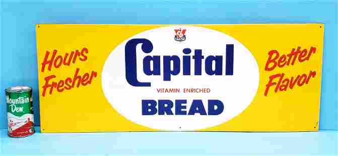 Capital Bread sign