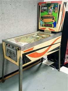1969 Gottlieb's MIBS Pinball Machine