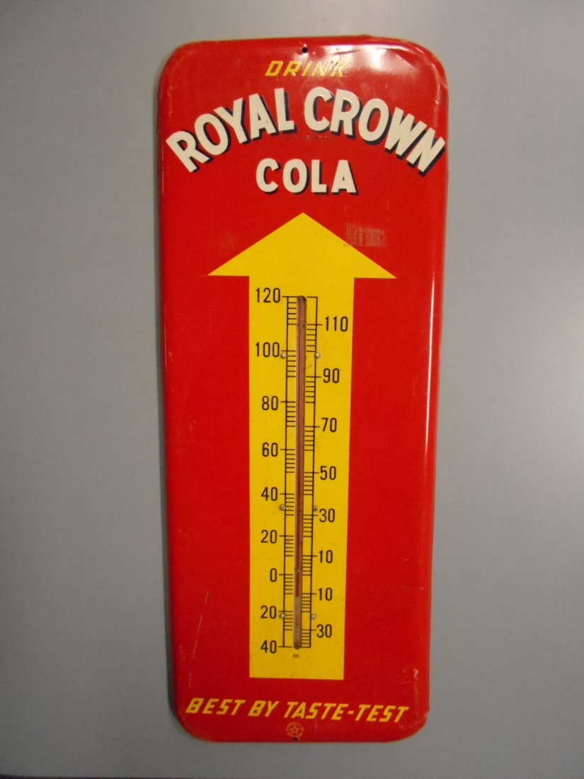 1950's Royal Crown Thermometer