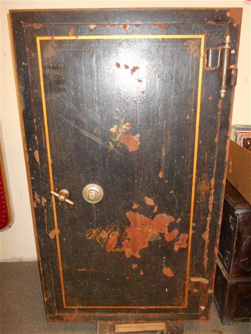 1883 Mosler Safe