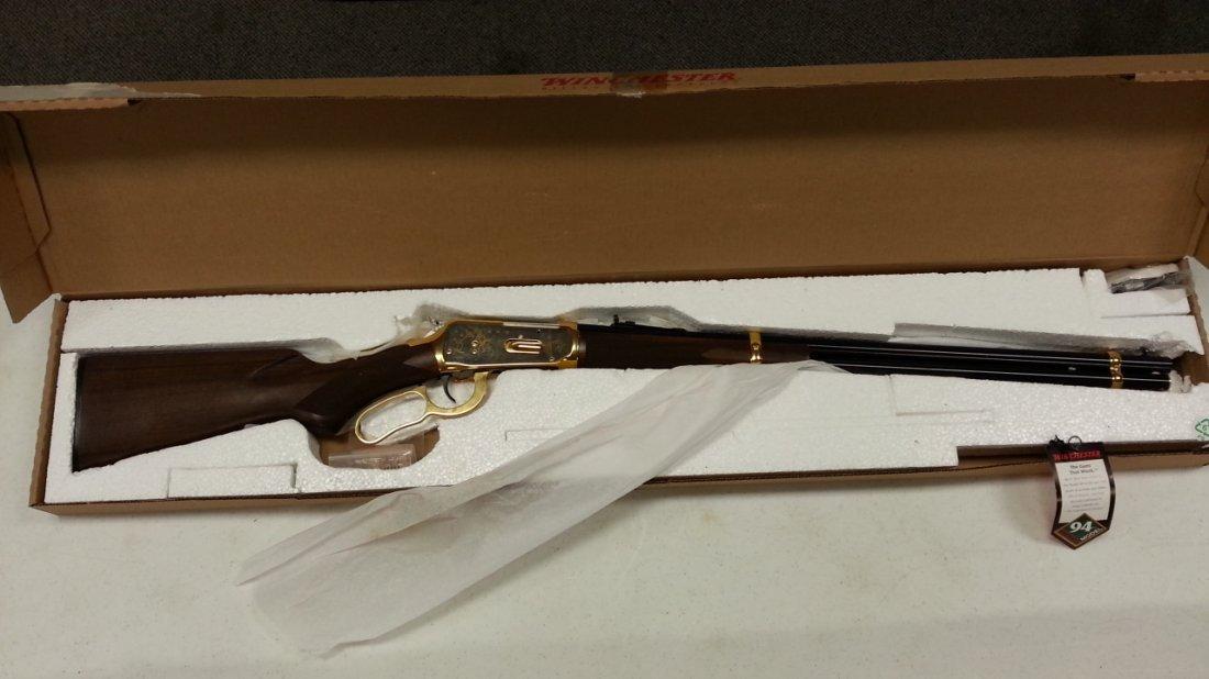 Harley Davidson Winchester model 94 rifle #2 of 300