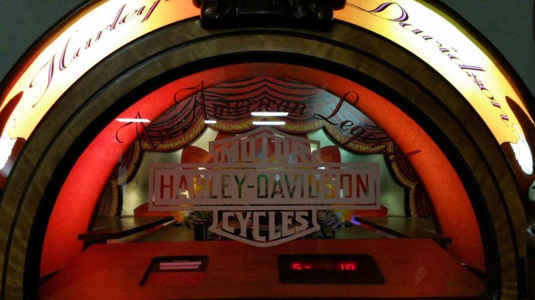 Harley Davidson Rock-Ola CD Jukebox - 3