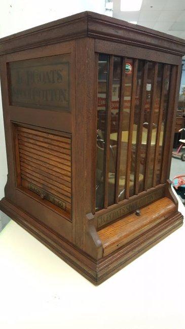 J&P Coats Spool Cabinet - 2
