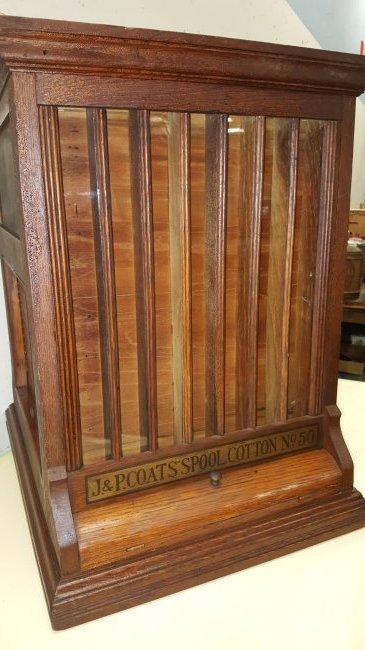 J&P Coats Spool Cabinet - 4