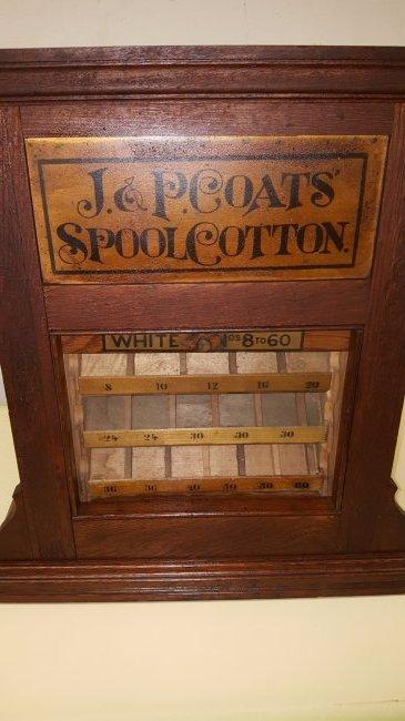 J&P Coats Spool Cabinet - 6