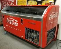 Victor Coca Cola Cooler