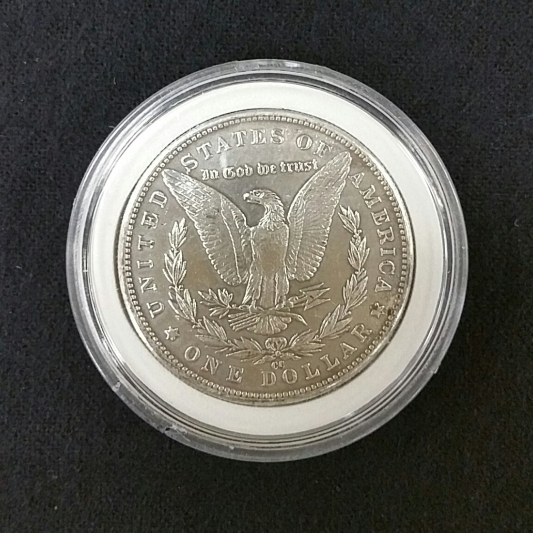1889 Carson City Silver Dollar - 2