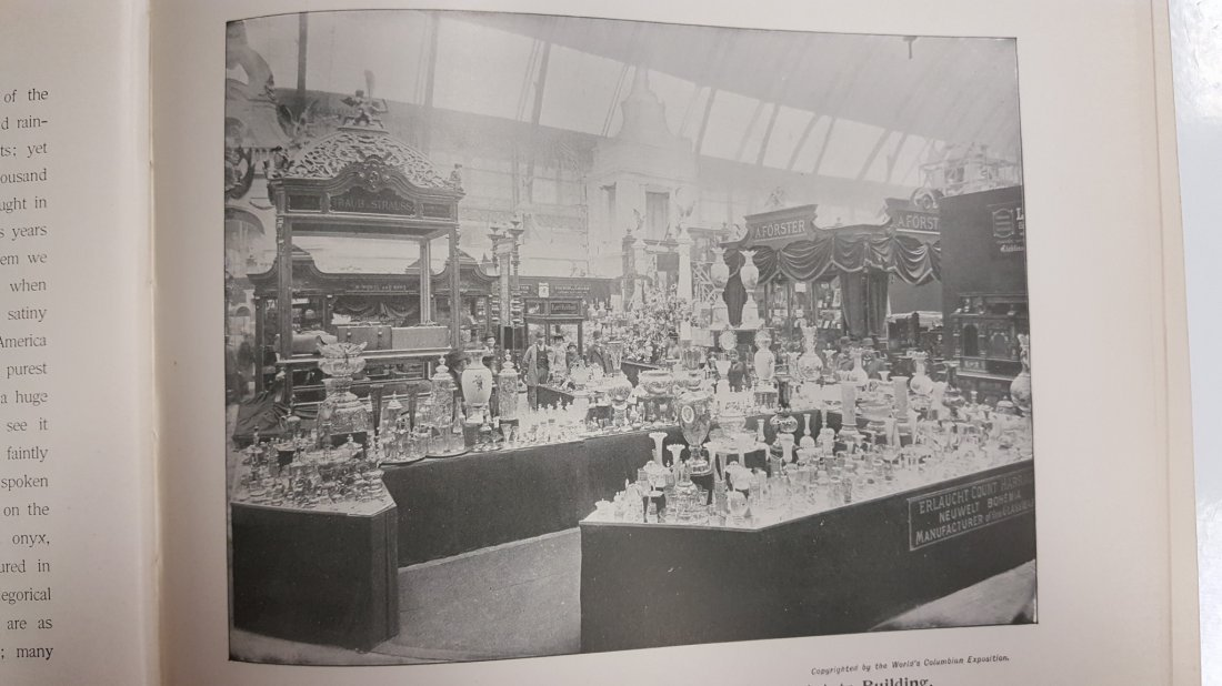1893 Shepp's World's Fair Photographed Book - 4