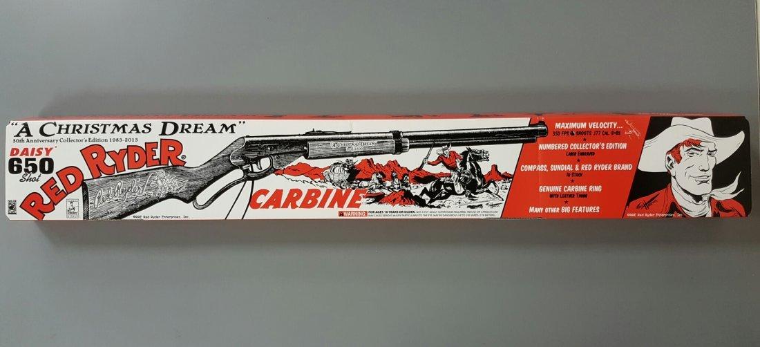"""Daisy Red Ryder BB Gun """"A Christmas Dream"""""""