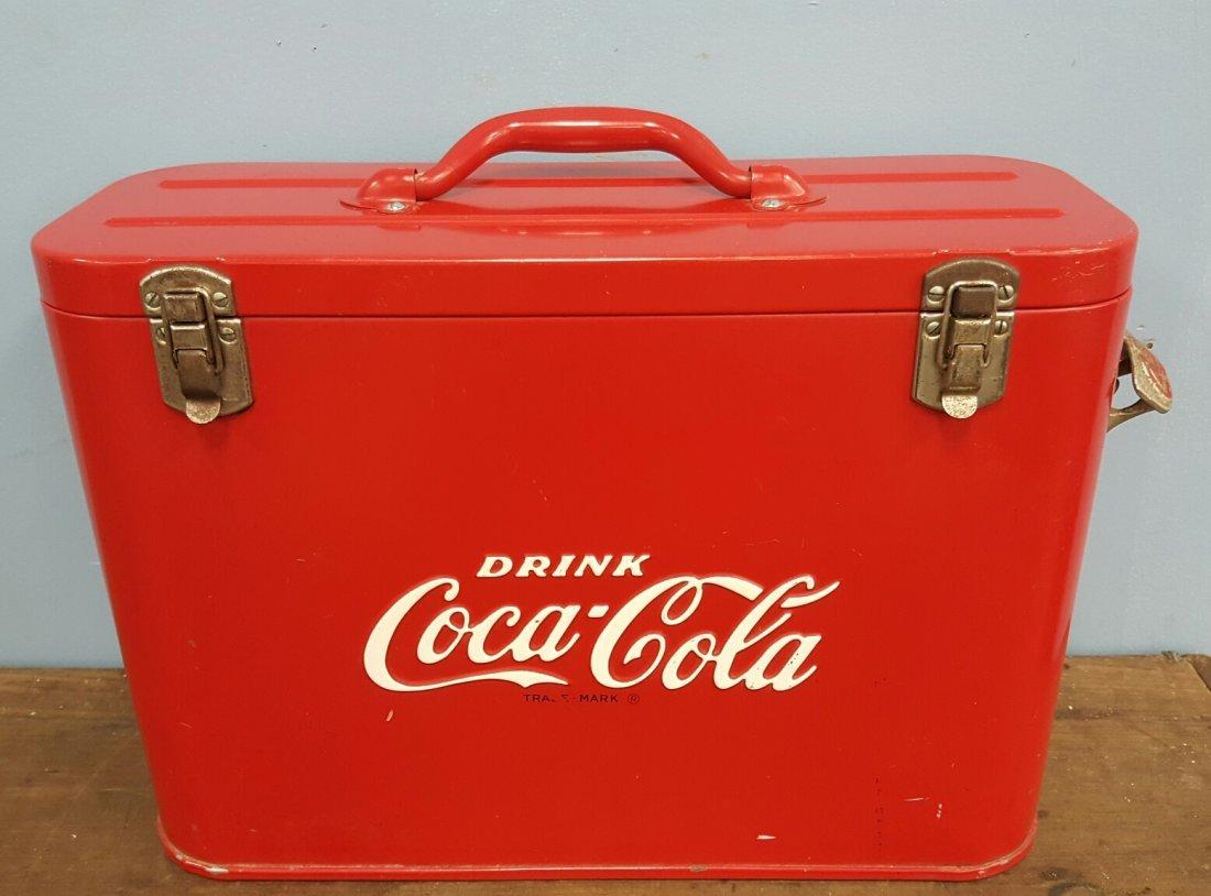 Original Coca Coca Airline Cooler