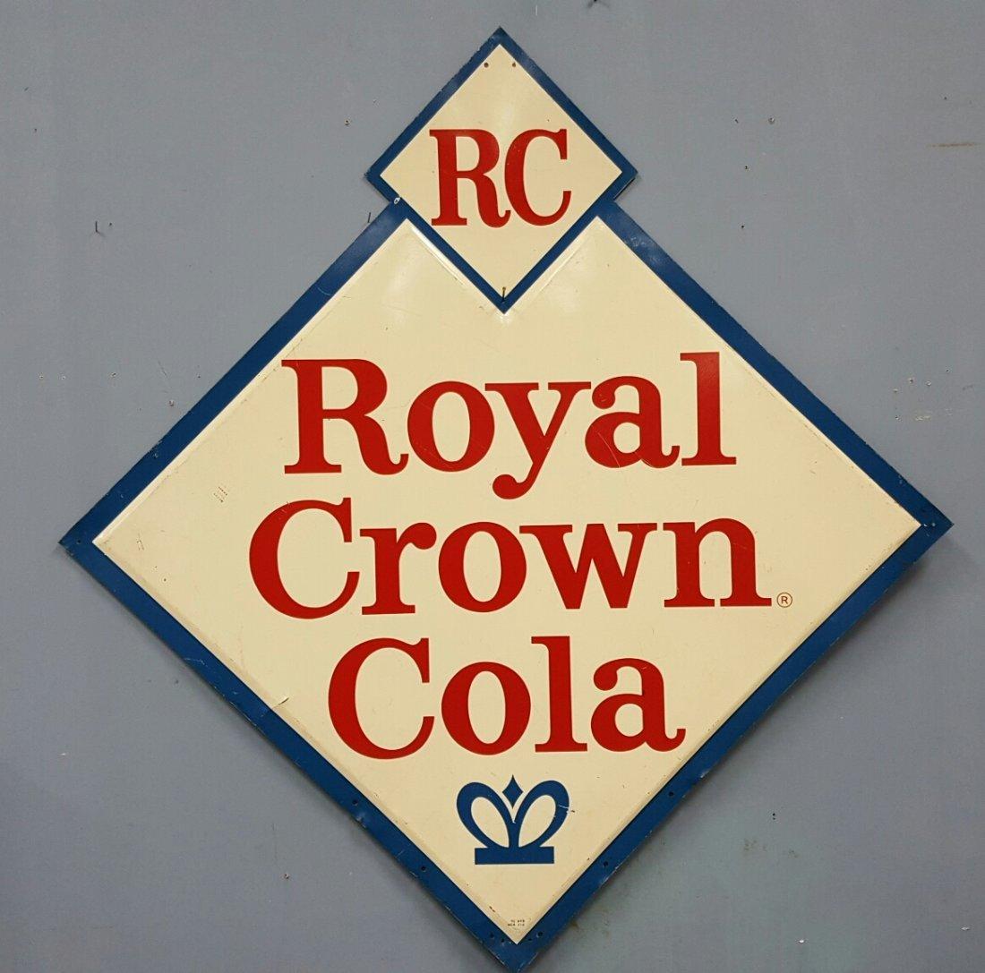 Royal Crown Cola Diamond Sign