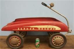 RARE 1930's Zephyr Deluxe Wagon
