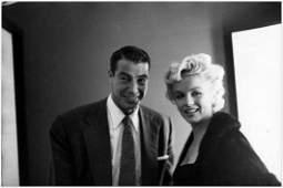 18: Marilyn Monroe and Joe DiMaggio Photo by Sam Shaw