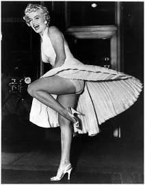 30: Marilyn Monroe Press Shoot #2 Photo by Sam Shaw