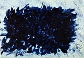 Yves Klein - Untitled