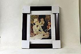 Framed Pierre-Auguste Renoir Lithograph (199E-EK)