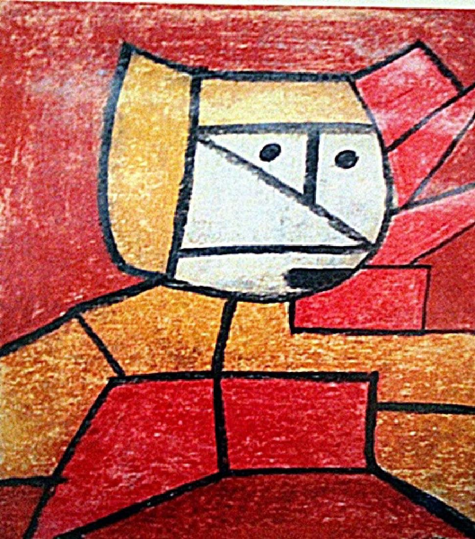 Paul Klee - The Soldier