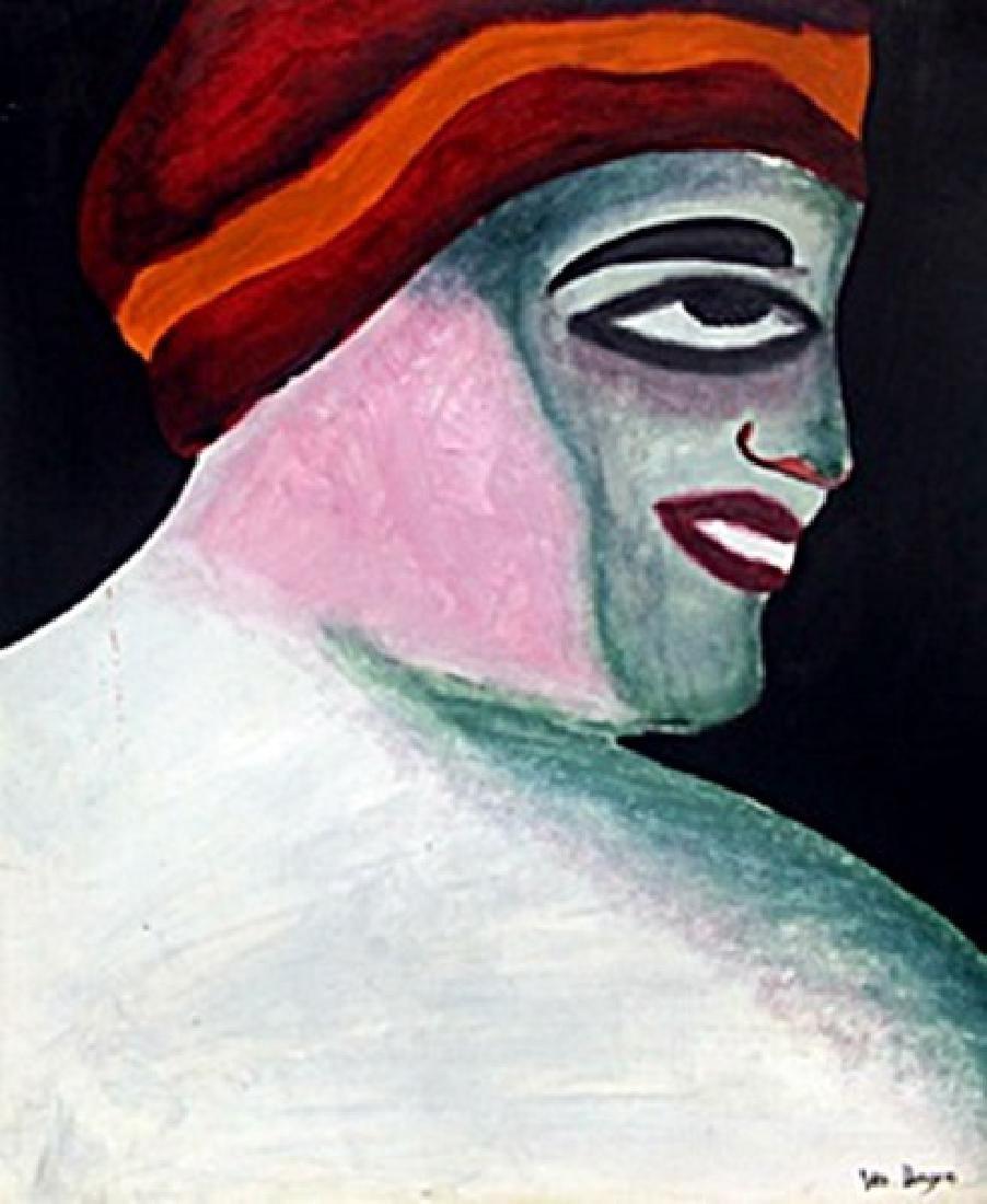La Gitane 1966 - Kees Van Dongen