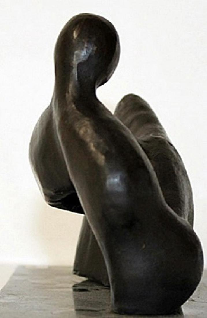 Bronze Sculpture - Henry Moore - 2