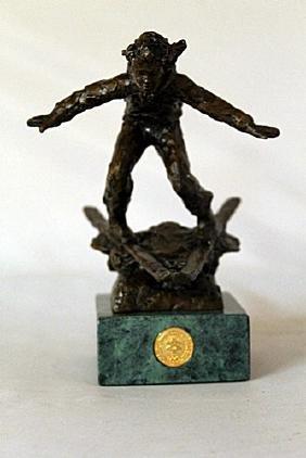 Bronze Sculpture - Bronze Sculpture - after Dennis