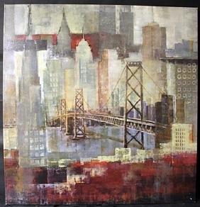 """""""MIDTOWN"""" By MICHAEL LONGO (N)"""