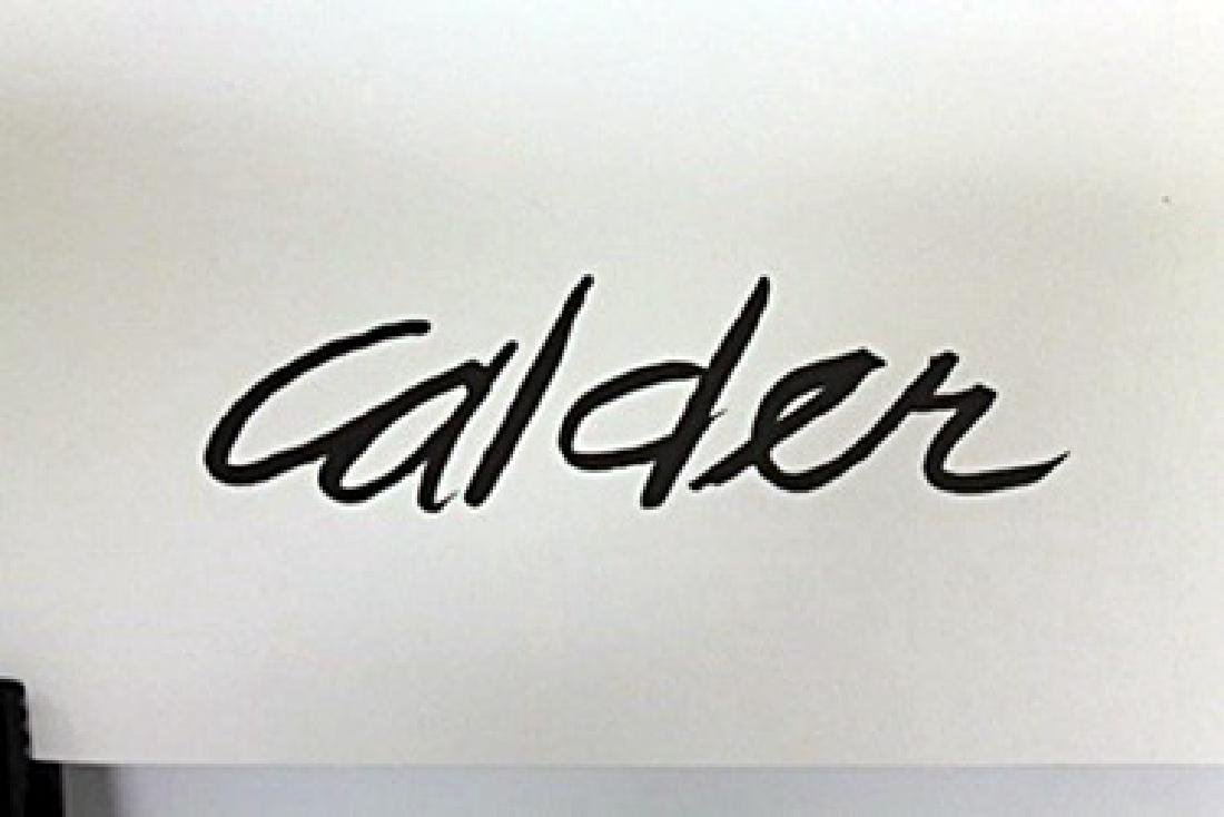 """Pyramids and Sun"" By Alexander Calder - 2"