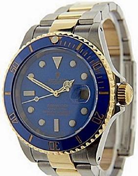 Mens Custom Submariner Rolex Watch