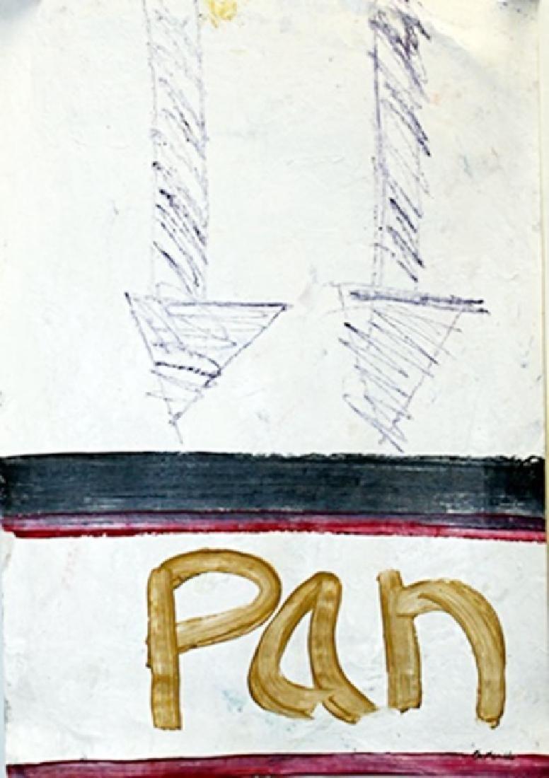 Oscar Murillo - Pan