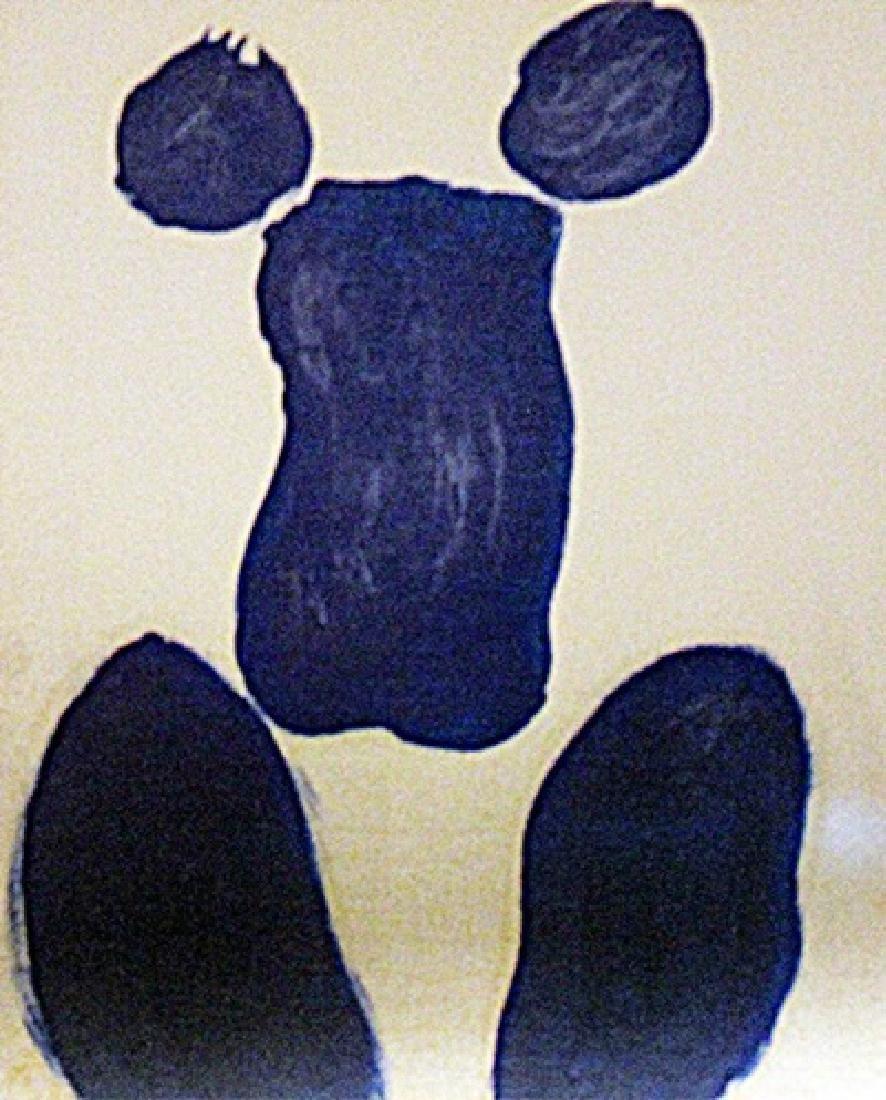 Yves Klein - Woman