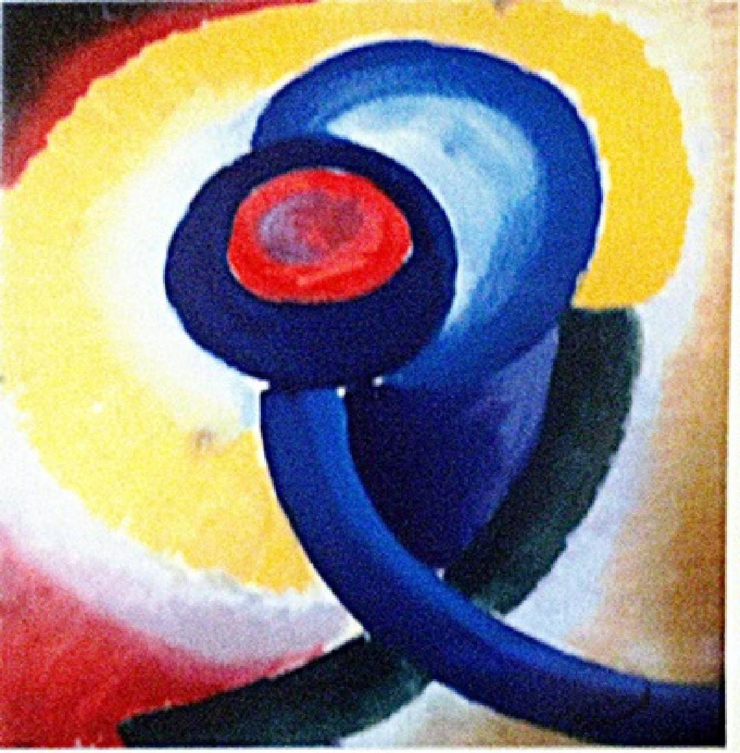 Frantisek Kupka - Movement of Color