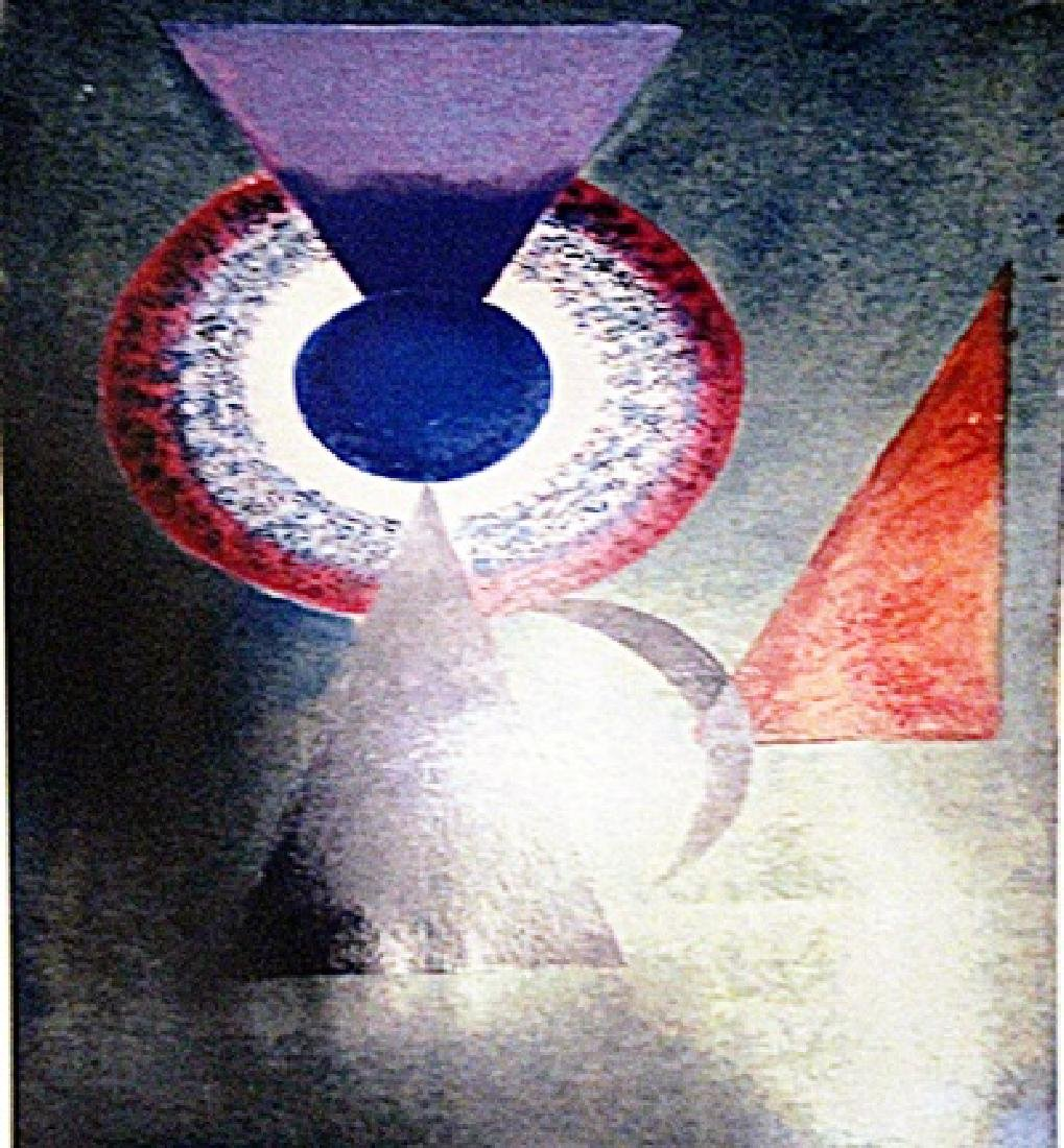 Wassily Kandinsky - Composition III